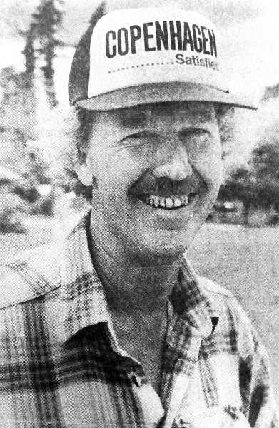 by: ARCHIVE PHOTO - Rowley served as City Manager and Mayor of Estacada in the late 1970s and early 1980s.