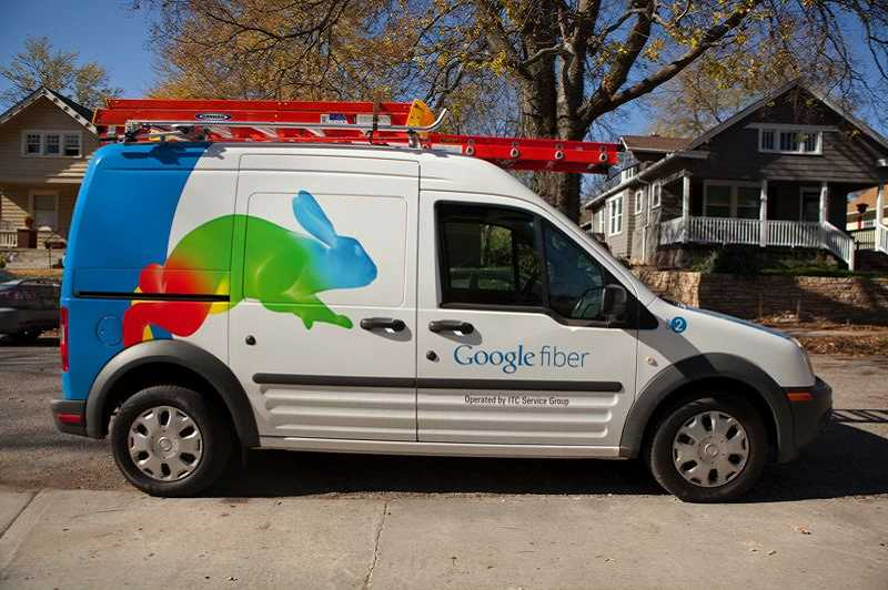by: SUBMITTED PHOTO - Google Fiber announced on Thursday that Tigard had submitted the necessary documents to begin planning for the ultra-high speed Internet and cable service. If all goes as planned, the city could see Google Fiber services as early as 2015.