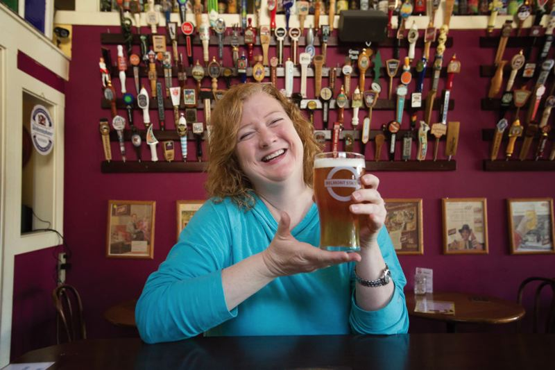 by: TRIBUNE PHOTO: JONATHAN HOUSE - Lisa Morrison says craft beer isnt just an industry here; its part of the fabric of community culture.
