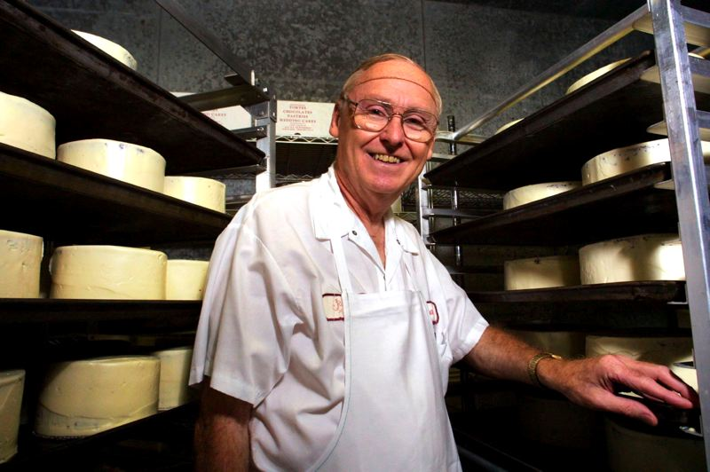 by: PAMPLIN MEDIA GROUP FILE PHOTO: JIM CLARK - Jack Elmer, owner of JaCiva Chocolates, in 2002.