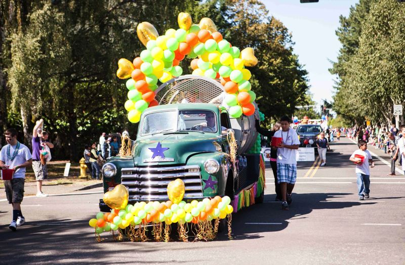 by: SUBMITTED PHOTO - The city wants your ideas for the theme of this year's Beaverton Celebration Parade.