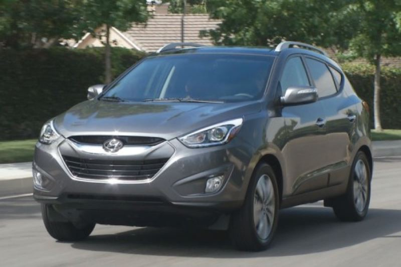 by: HYUNDAI MOTOR COMPANY - The 2014 Hyundai Tucson looks good and comes packed with standard equipment.