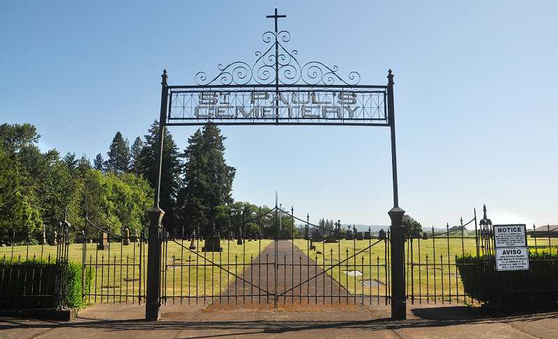 by: GARY ALLEN - History in action - The Cemetery Saga on Summer Solstice will introduce visitors to eight historical figures during a June 21 tour of graves at several local cemeteries, including the pioneer cemetery in St. Paul.
