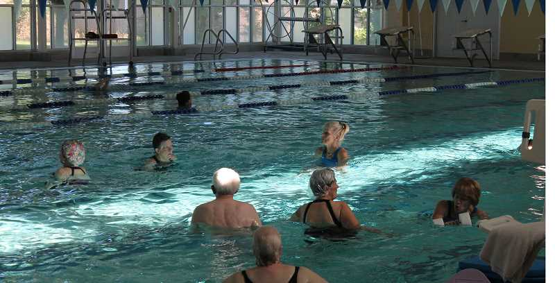by: JIM BESEDA - The Molalla Aquaatic Center is one of the finest in the mid-Willamette Valley, and yet the city is considerting closing it down rather than pay for its operation.
