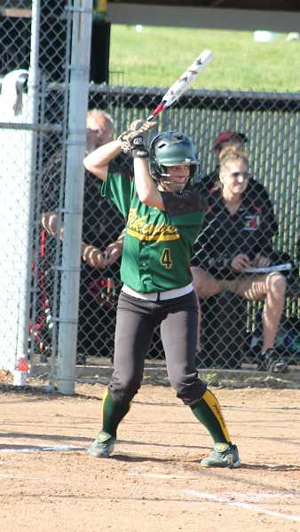 by: JIM BESEDA - Mikaela Shelton batted .528 in West Valley League games, pacing the Vikings to a second-place finish behind Dayton.
