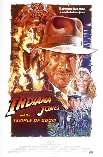 by: COURTESY PHOTO - Indiana Jones and other classics will play at McMenamins Grand Lodge throughout the summer.