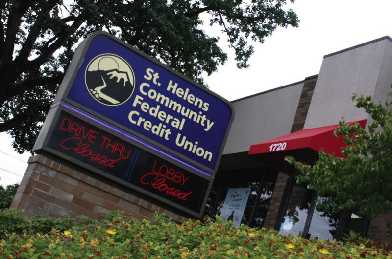 by: FILE PHOTO - The St. Helens Community Federal Credit Union will hold an annual meeting June 24 where member Steve Knebel will run for a position on the board.