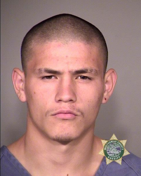 by: MULTNOMAH COUNTY SHERIFF'S OFFICE - Maximilliano Rigo Resendiz-Thompson