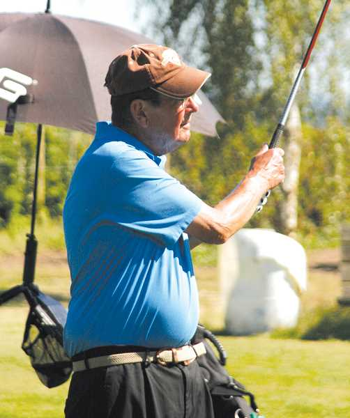 by: PHIL HAWKINS - Temperatures at this years tournament are scheduled to be in the low 70s for a much milder round of play after thermometers hit the mid-90s at the 2013 Sand Green Open.