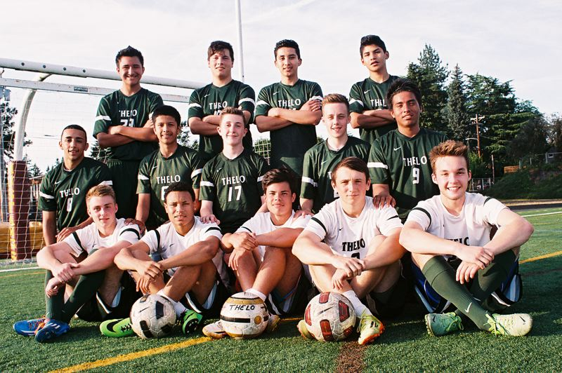 by: JOHN DENNY - The players on a local soccer team, Thelo United Galaxy-16, have proven themselves among the top two teams in the state in their age division and theyll be headed to Greensboro, N.C., later this month to play in the national championships for Premier League teams. Members of the standout team include: (first row, left to right) Braydon Simmons, Eli Wolfram, Noah de Leon, Sam Toops and Alex Severson; (second row) Dontae Fernandez, Anthony Avellaneda, Jack Warner, Matthew Williamson and Jorge Flores; (back) Alex Baasten, Adam Kane, Jose Canzun and Zef Cuevas; and (not pictured) Hunter Thompson and Evan Lawrie.