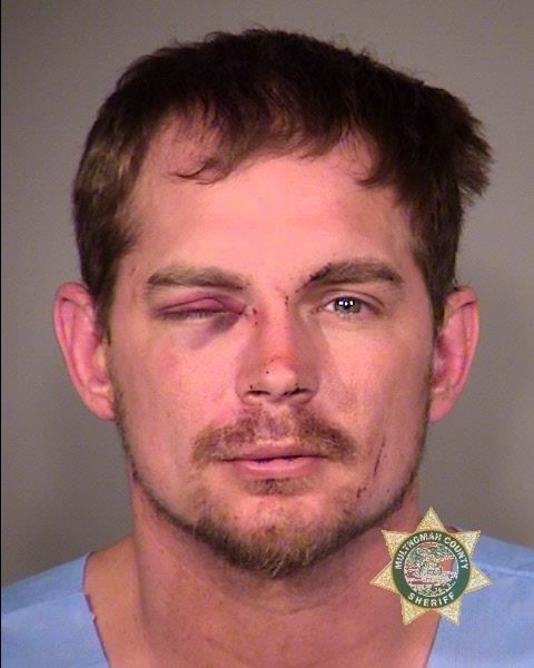 by: COURTESY OF MCSO - Brandon Richard Cullen of Wilsonville faces felony assault charges in connection with Saturday morning's stabbings on Government Island.