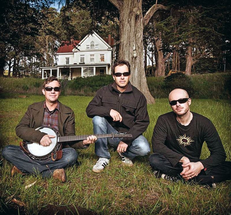 by: COURTESY OF YONDER MOUNTAIN STRING BAND - Yonder Mountain String Band