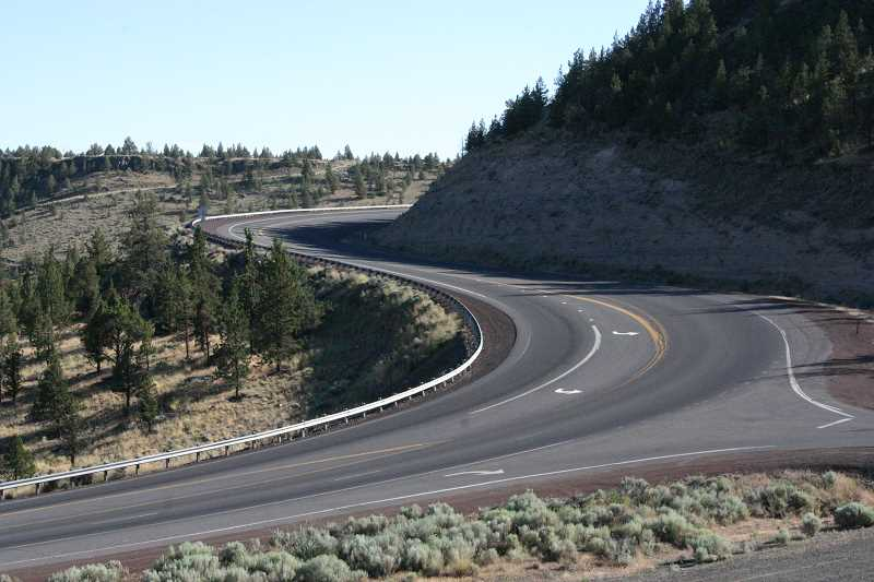 by: JASON CHANEY - Highway 126 going up the grade out of Prineville will undergo a repaving project beginning later this month.