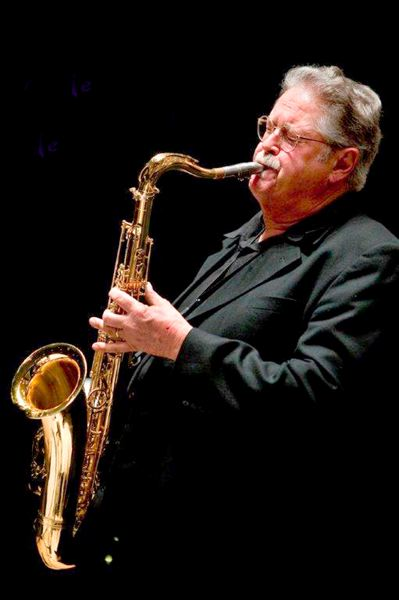 by: CONTRIBUTED PHOTO - Tonight Show alumnus Pete Christlieb will blow his saxophone with the Linda Small Quintet at 5:45 p.m. Aug. 2.