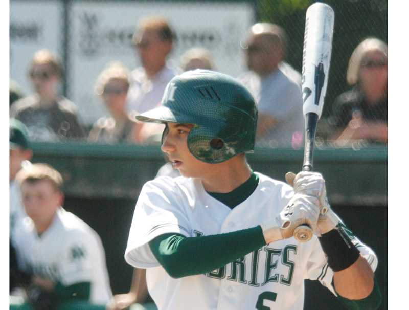 by: JEFF GOODMAN - Former North Marion baseball player Kyle Williamson will play at Minot State University next season