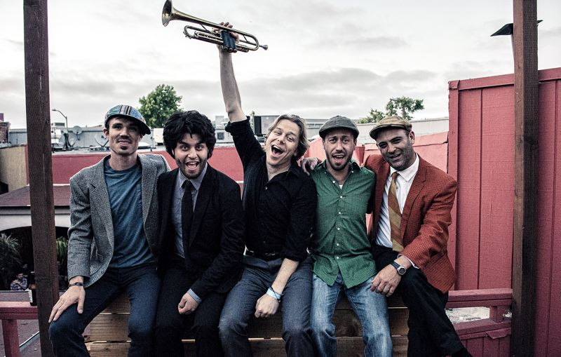 by: CONTRIBUTED PHOTO - The California Honeydrops have become one of the biggest danceable acts on the West Coast in recent years, and close out the Soulful Giving Blanket Concert Aug. 2.
