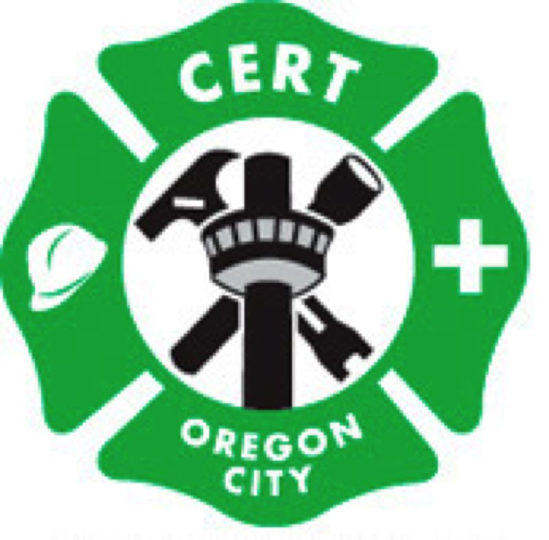 Photo Credit: DESIGN BY: JOSH SCHWARTZ - A new logo is helping rally Oregon City residents behind their local Community Emergency Response Team.