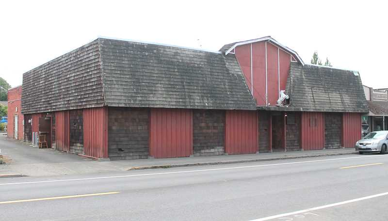 The White Horse needs a facelift -- and is about to get one. When it's all said and done, will it still be called The White Horse?