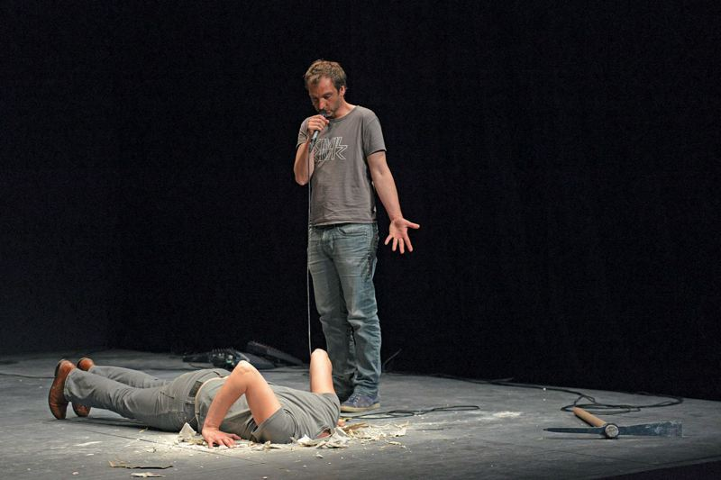 Photo Credit: TBA PHOTO COURTESY OF: BEA BORGERS - Antoine Defoort/Halory Goerger's 'Germinal.'