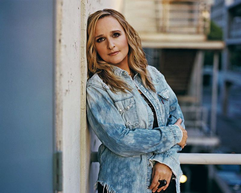 Photo Credit: COURTESY OF JAMES MINCHIN - Fresh off her appearance at Chinook Winds Resort & Casino, Melissa Etheridge will take part in the season-opening Live Wire! Radio show, Sept. 9 at Newmark Theatre.