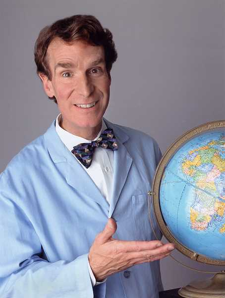 Photo Credit: SUBMITTED PHOTO  - Bill Nye will bring his special brand of pop culture science literacy to Lewis & Clark College Oct. 25. Tickets are available now.