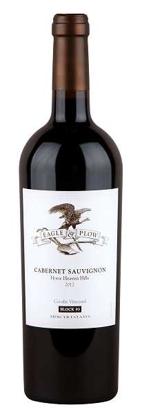Another wine Randall recommends trying is Mercer Estates Eagle & Plow Cabernet Sauvignon Horse Heaven Hills 2012.