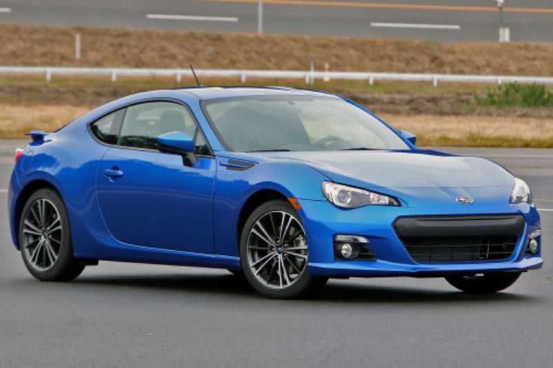 Elegant Photo Credit: SUBARU OF NORTH AMERICA, INC.   The 2015 Subaru BRZ Continues