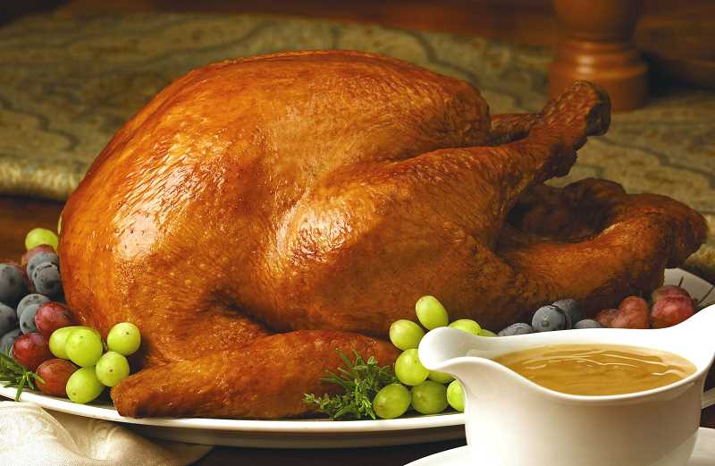 Photo Credit: SUBMITTED PHOTOS - After the Thanksgiving feast, use the turkey carcass to make broth for soup.