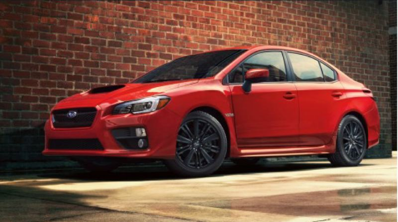 Photo Credit: SUBARU OF AMERICAN   The Functional Hood Scoop Is The Most  Obvious Of Awesome Design