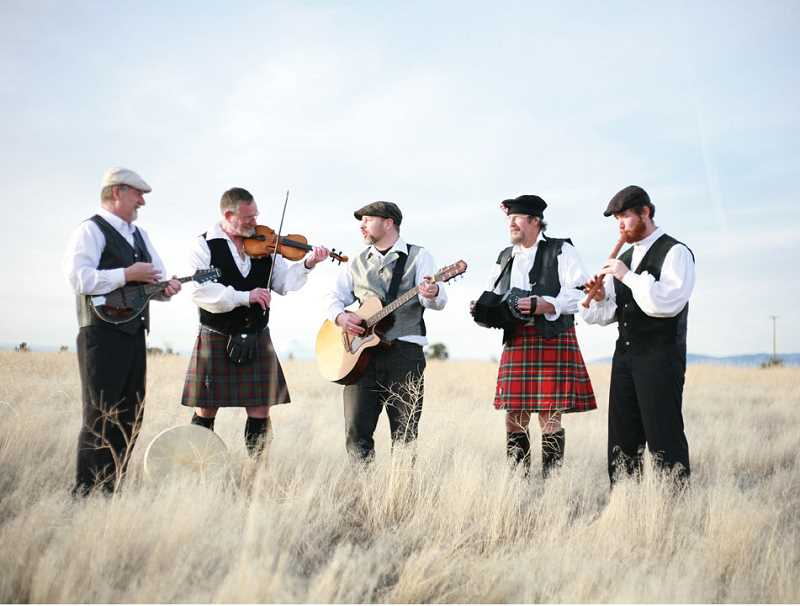 Oregon Local News - Celtic band to hold benefit concert at PAC