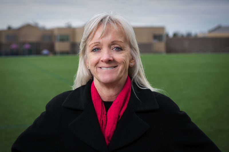 PHOTO COURTESY MIKE SCHOENHOLTZ - Bobbie Regan, a school board member since 2003, is running for her fourth four-year term. Regan says her priorities are improving the graduation rate, funneling money into the classrooms, holding the superintendent accountable, and remodeling schools.