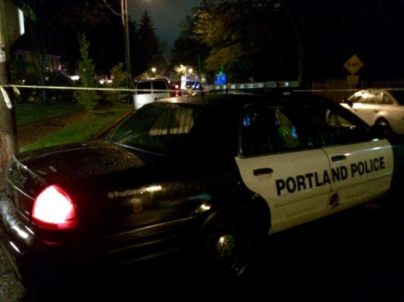 KOIN 6 NEWS - Police on scene of a homicide investigation near Woodlawn Park in Northeast Portland.