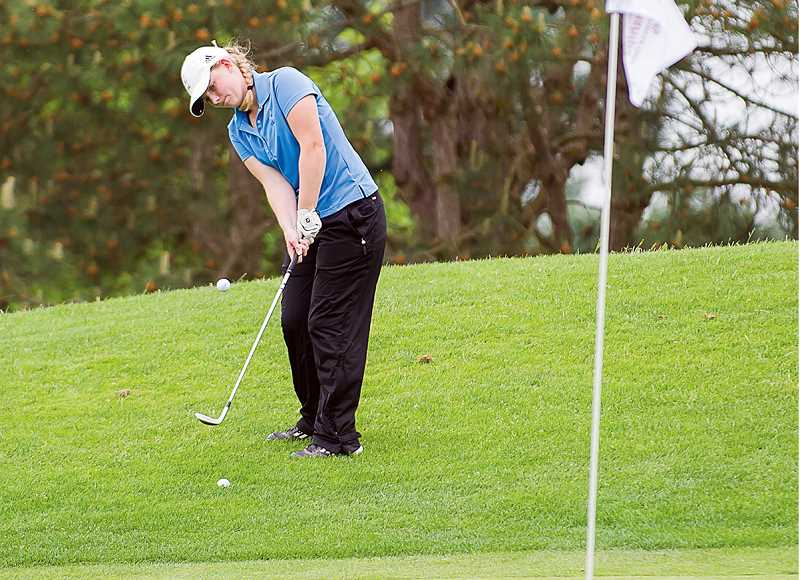 Oregon Local News - Miller claims ninth placeat state golf ...