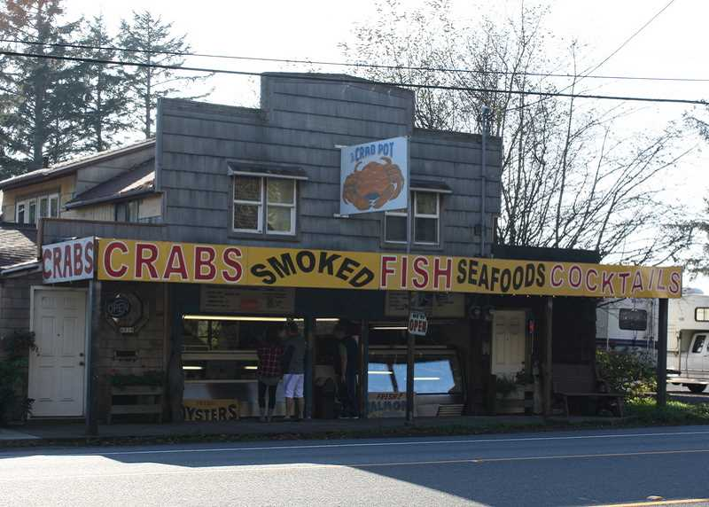 FILE PHOTO:  - The Crab Pot was a thriving business prior to being destroyed by fire last summer.