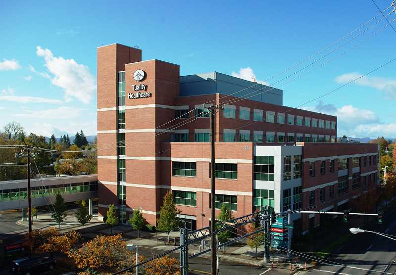 COURTESY PHOTO: M.O. STEVENS - Tuality Healthcare will likely become affiliated with OHSU by the end of the year. While remaining its own entity, Tuality leaders hope the agreement will help Tuality increase services.