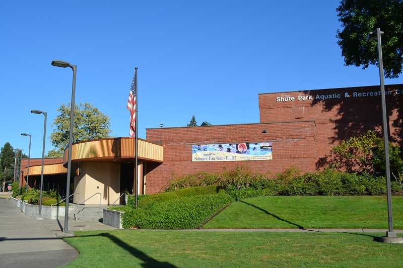 HILLSBORO TRIBUNE PHOTO: KATHY FULLER - The Shute Park Aquatic and Recreation Center will shutter for three weeks for yearly maintenance and some energy efficiency upgrades.