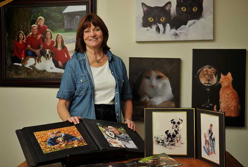 SPOKESMAN PHOTO: VERN UYETAKE - Kathi Lamm has shot a great deal of award-winning photography since starting her business 30 years ago.