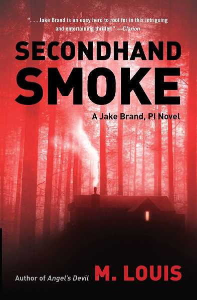 SUBMITTED PHOTO:  - Lake Oswego accountant Mike Larson has released the second book in a series featuring Jake Brand. Larson writes under the pen name M. Louis.