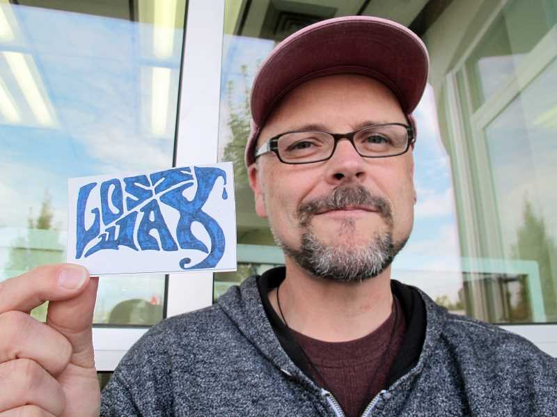 NEWS-TIMES PHOTO: MICHAEL SPROLES - Skip Buhler aims to set the record straight with his new vinyl business, Lost Wax, which is set to open in Forest Grove Nov. 1.