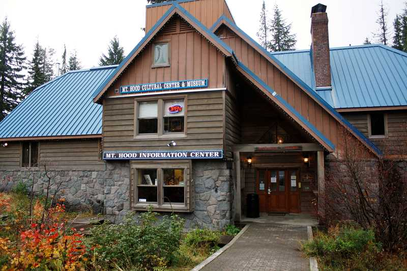 POST PHOTO: KYLIE WRAY - The Mt. Hood Cultural Center and Museum opened in 2001.