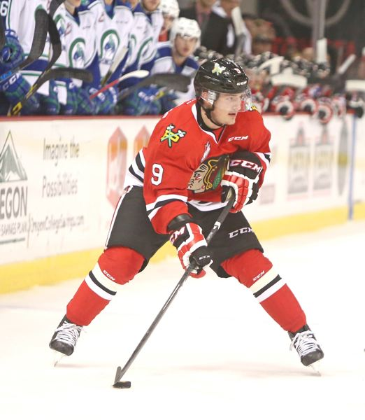 WHL: Portland Winterhawks Rally Past Everett Silvertips For 7-5 Victory