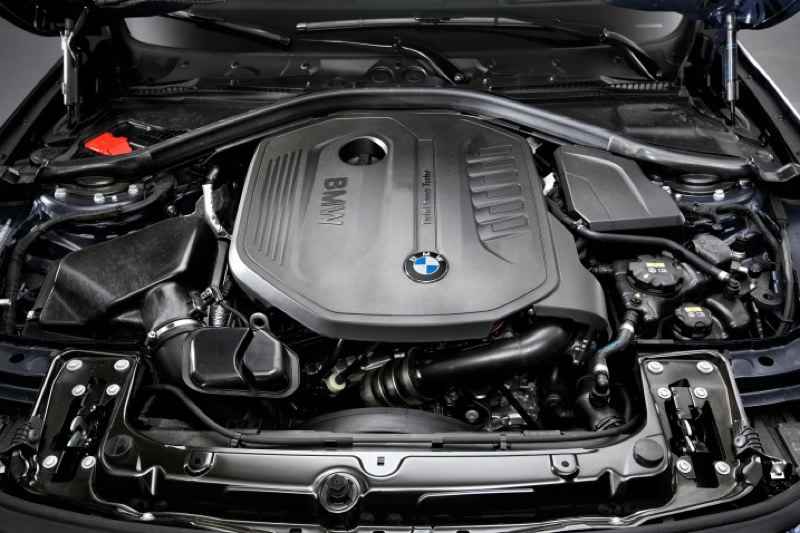 BMW NORTH AMERICA INC. - A powerful 3.0-liter V6 provides the sport for BMW compact sport sedan
