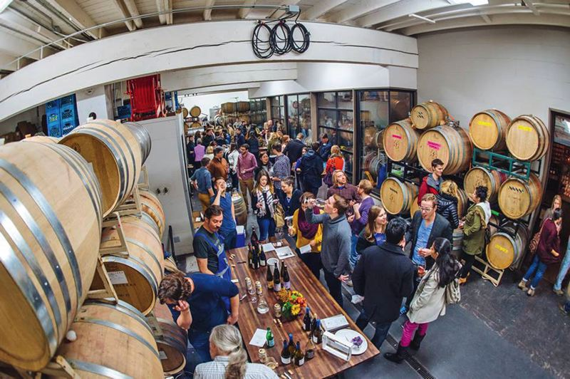 COURTESY PHOTO - The SE Wine Collective helps elevate wine industry.