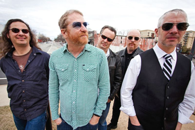 COURTESY: JASON THRASHER - Camper Van Beethoven will perform the band's 1988 album 'Our Beloved Revolutionary Sweetheart' in its entirety in a show shared with Cracker, Jan. 2 at Aladdin Theater.