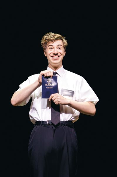 COURTESY: JOHAN PERSSON - Book of Mormon returns to Portland for a third time, Jan. 12-24 at Keller Auditorium.