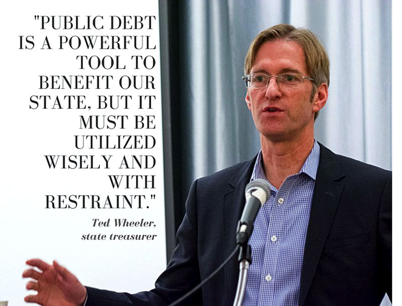 TRIBUNE FILE PHOTO - State Treasurer (and Portland candidate for mayor) Ted Wheeler wants the state to end its faltering small-scale energy loan program.