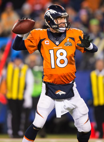 TRIBUNE FILE PHOTO: MICHAEL WORKMAN - Peyton Manning ranks high among the best-ever at quarterback in the NFL.