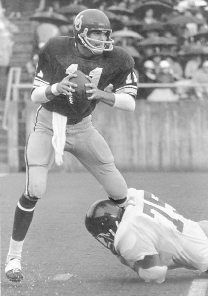COURTESY: UNIVERSITY OF OREGON - Dan Fouts went from the Oregon Ducks to the NFL and achieved stardom with the Sa Diego Chargers.