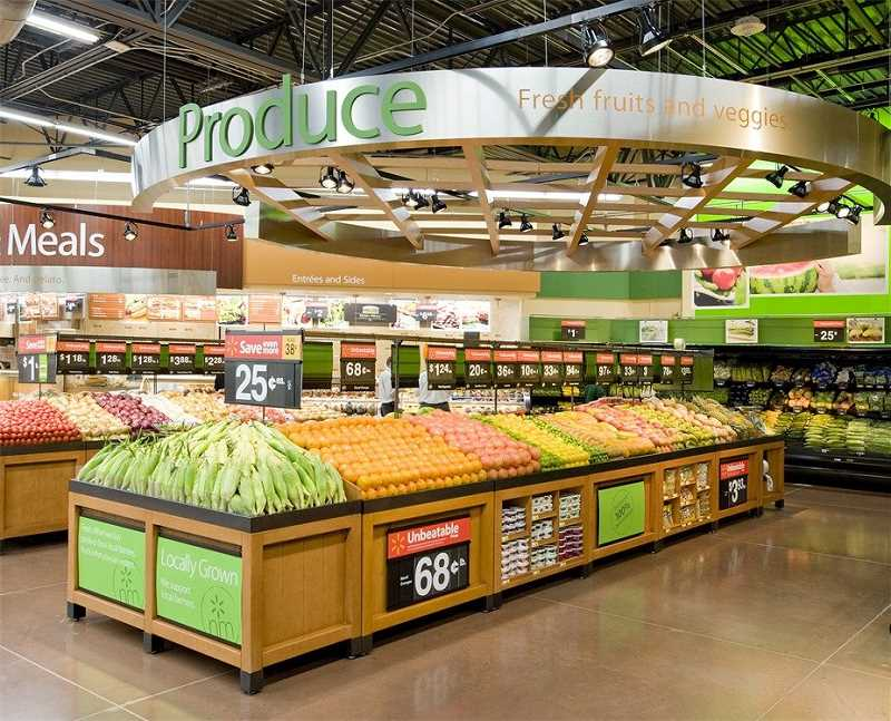 SUBMITTED PHOTO - Walmart announced Friday that it will close 269 stores in the U.S. and abroad, including the Neighborhood Market on Jean Road in Lake Oswego.