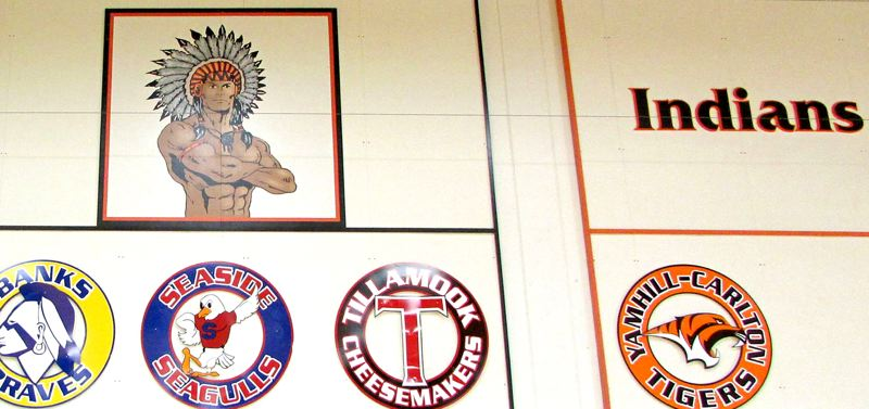PAMPLIN MEDIA GROUP FILE PHOTO - Oregon school mascots, like the Scappoose Indians, are required to change by next year under new state rules. Oregon's Board of Education is considering an exception to that change.